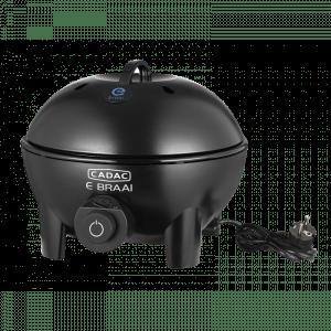 Cadac E-braai 40 BBQ/Dome -Black