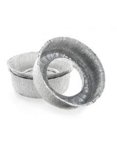 Cobb Aluminium Wegwerpkom Set